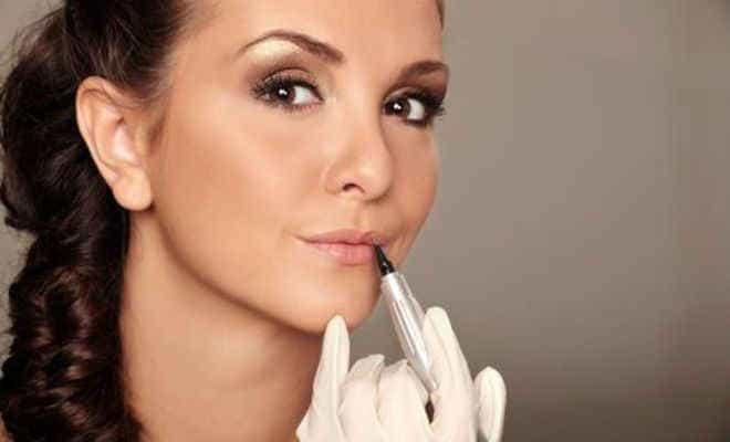 цель профессионального перманентного макияжа - подчеркнуть красоту