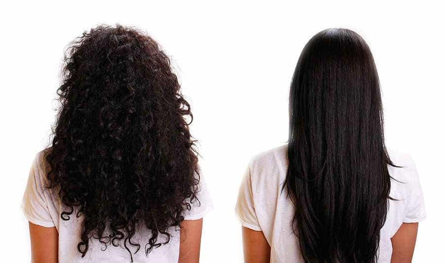 находка для всех у кого вьется волос