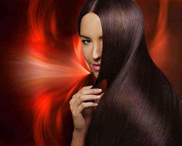 подарите своим волосам возможность быть вашим украшением, а не бедой