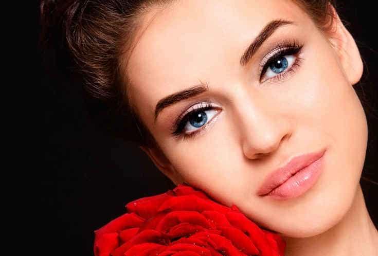 с перманентным макияжем черты вашего лица всегда будут выразительными