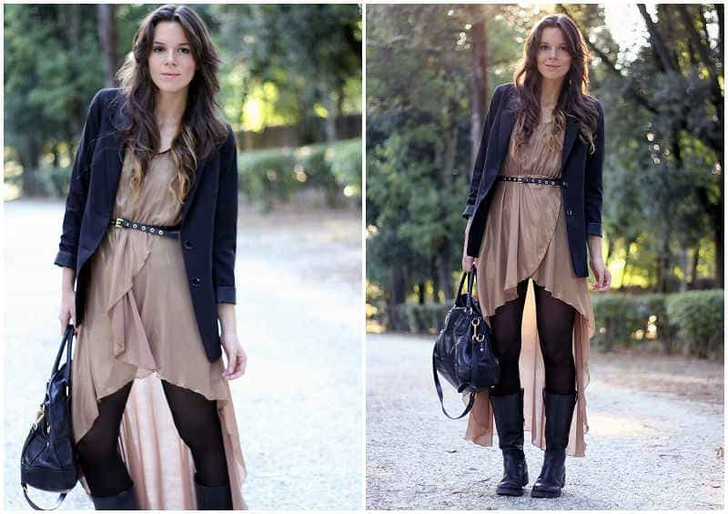 стильная осень начинается со стильной обуви