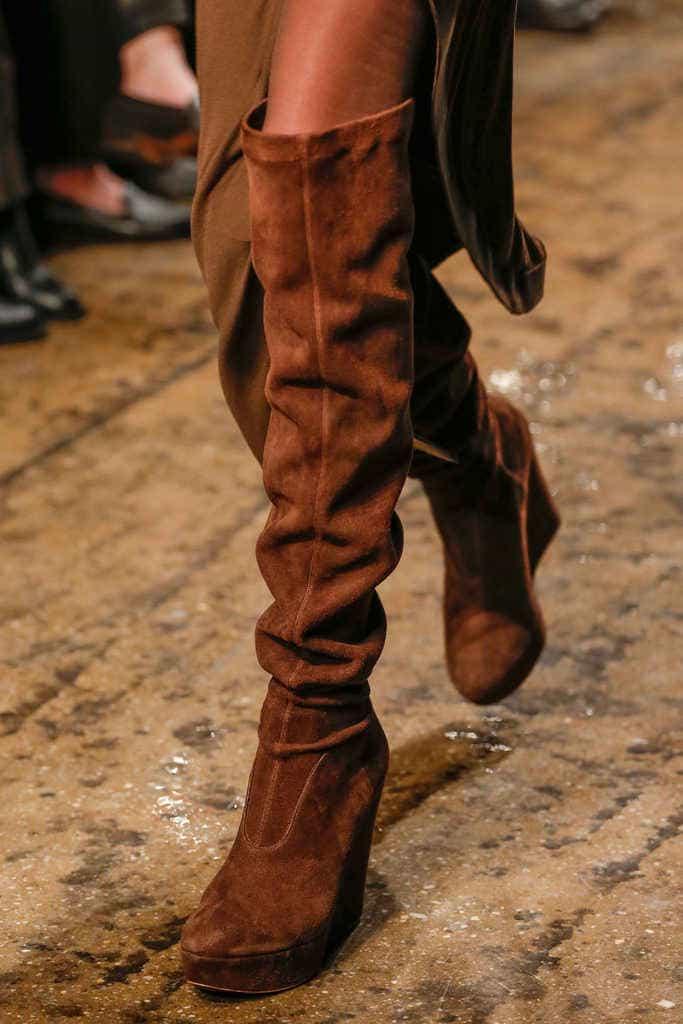 выбирая зимнюю обувь, проследите, чтобы она была комфортной и теплой