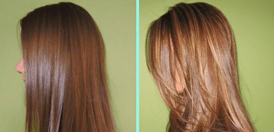 3d окрашивание фото до и после