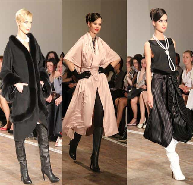 Belarus Fashion Week by Marko fall-winter 2012-2013