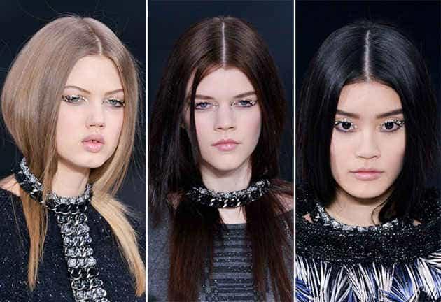 Модное окрашивание волос 2014 - натуральные цвета