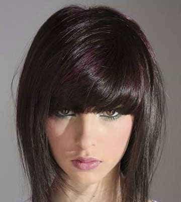 боб отлично подойдет для тонких волос