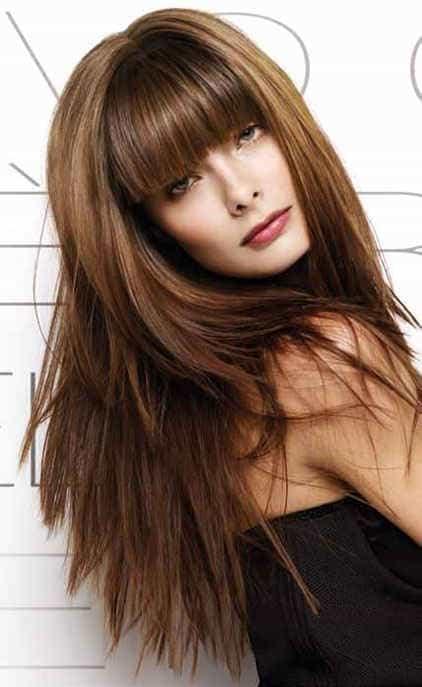 можно просто оттенить свои волосы, сделав их цвет более насыщенным
