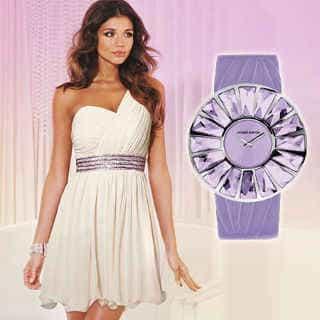 наручные часы под вечернее платье