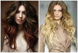 новейшие тенденции в окрашивании волос