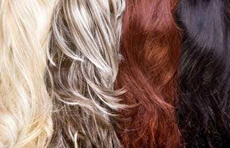 выбираем модный цвет волос