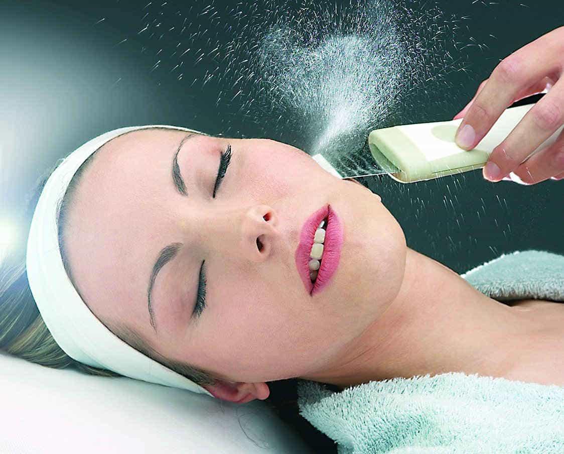 чистка лица одна из самых популярных процедур