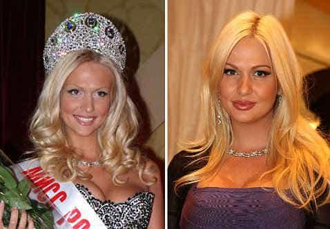 хорошая работа на примере мисс Россия