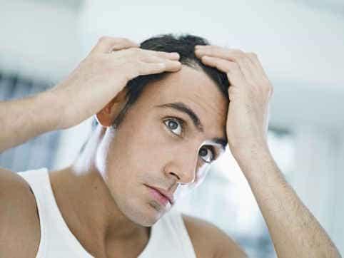 мезотерапия кожи головы очень популярна у мужчин