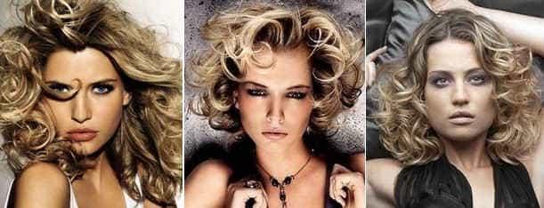 Частичное блондирование