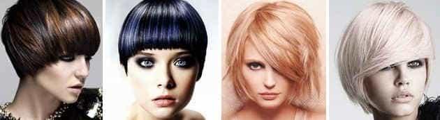 Как подобрать цвет волос под голубые глаза