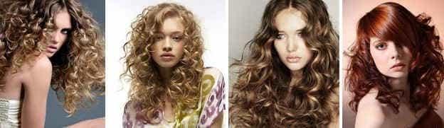 Модное гофрирование волос