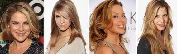 Зональное блондирование