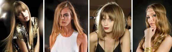 Брондирование русых волос с эффектом «натюрель»