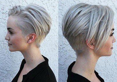 Стрижки на короткие волосы2