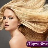 Косметическая полировка волос