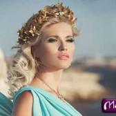 Прически в греческом стиле (23 фото)
