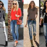 С чем носить рваные джинсы в новом 2019 году