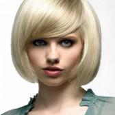 блондирование на короткие волосы