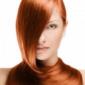 кератиновое выпрямление окрашенных волос