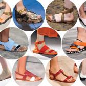 Какие босоножки и сланцы в моде летом 2019?