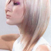 Модное наращивание волос