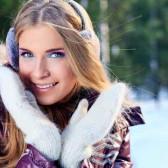 Модные зимние прически 2017